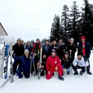 楽しいスキーツアー
